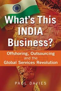 What's This India Business? - Book Cover
